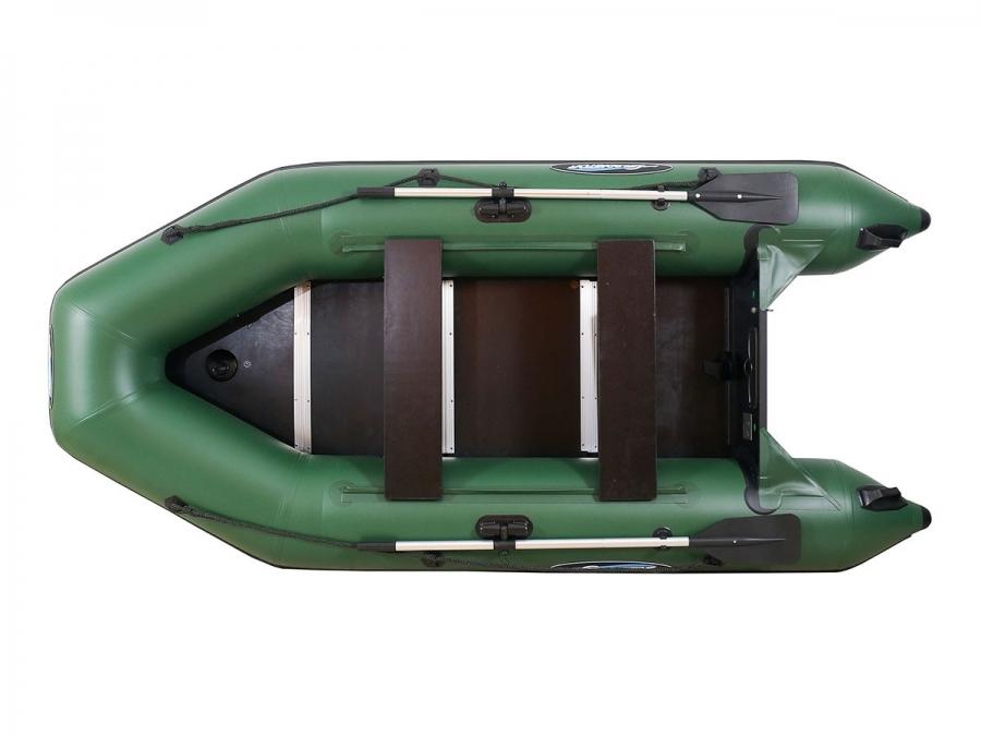 Лодка ПВХ GLADIATOR А340ТК