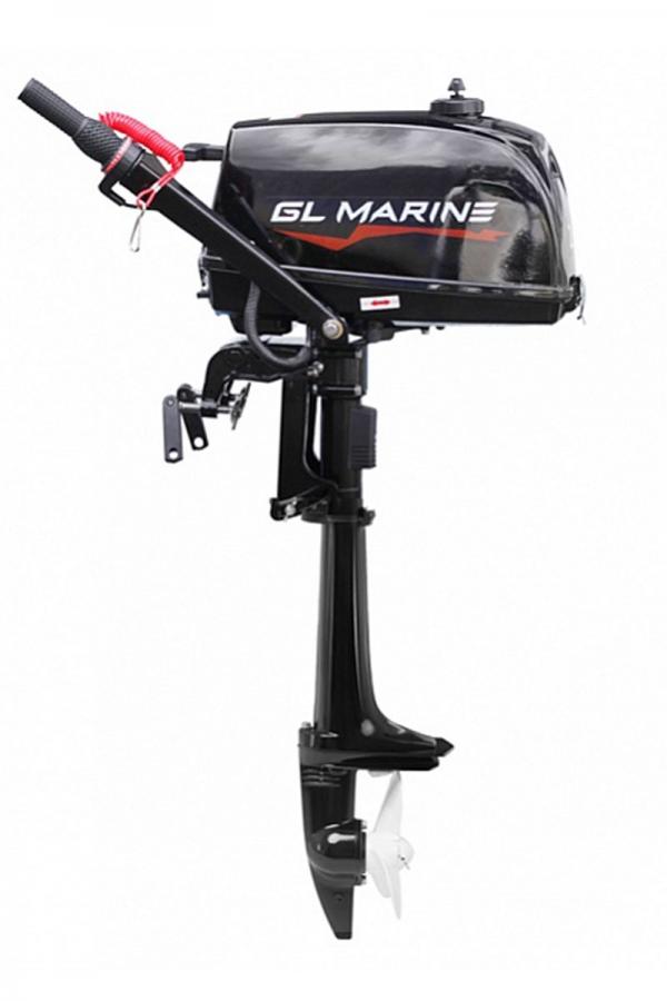 Лодочный мотор GLMarine T2.6