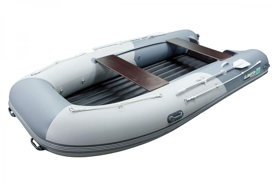 Лодка ПВХ GLADIATOR E420-R НДНД