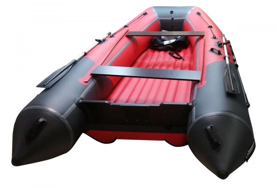 Лодка ПВХ ORCA GT 380