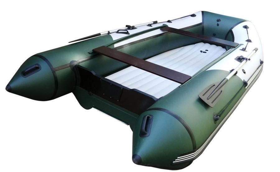 Лодка ПВХ ORCA GT 400
