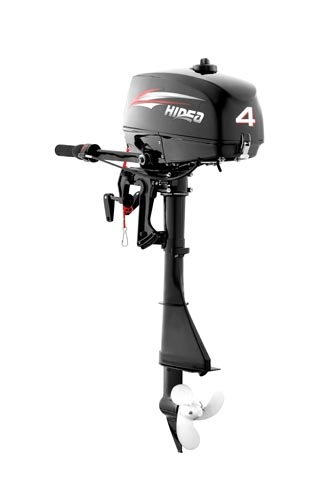 Лодочный мотор HIDEA HD4FHS