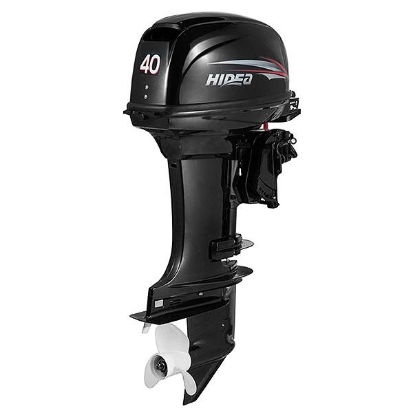 Лодочный мотор HIDEA HD40FES-T Гидроподьем