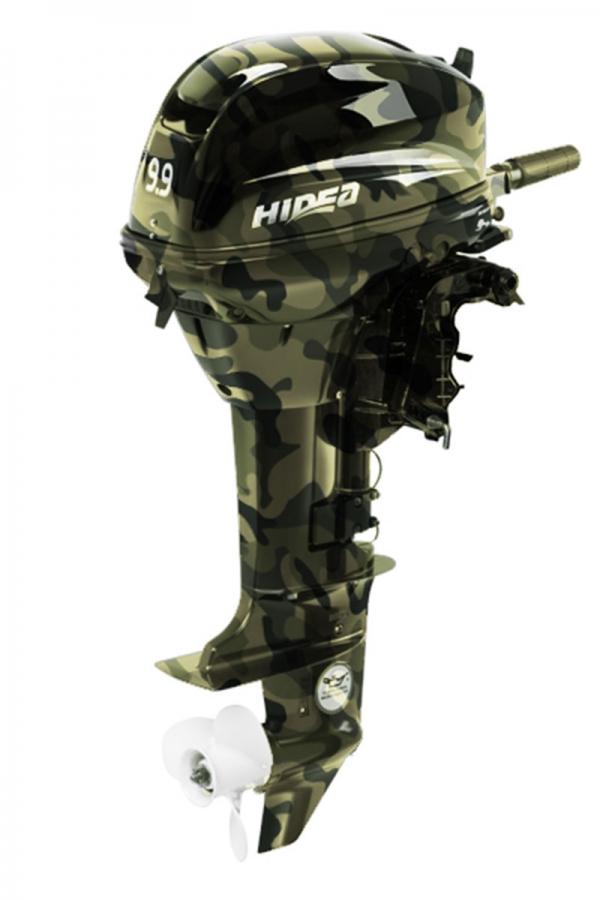 Лодочный мотор HIDEA HD9.9FHS (Military)