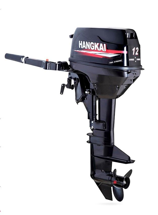 Лодочный мотор HANGKAI T 9.8 (12 л.с.)