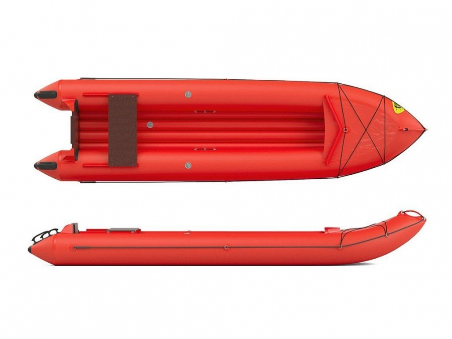 Надувная байдарка под мотор КАТАБАЙД - 3
