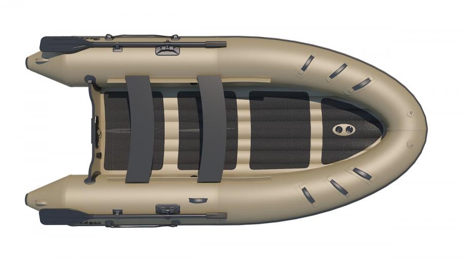 Лодка ПВХ Badger ARL420