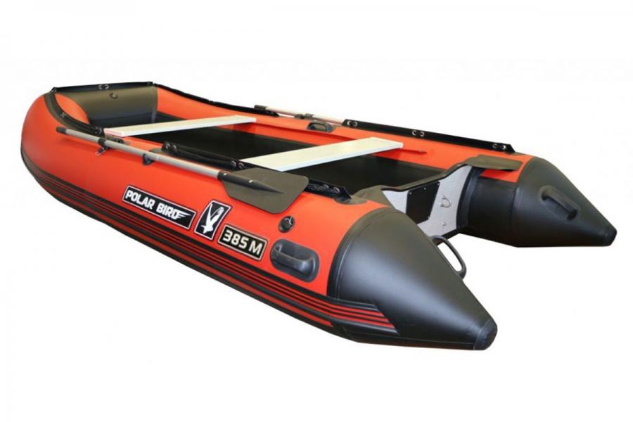 Лодка PolarBird 385M Merlin стеклокомпозит