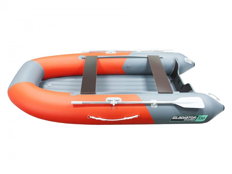 Лодка ПВХ GLADIATOR E330-R LT НДНД