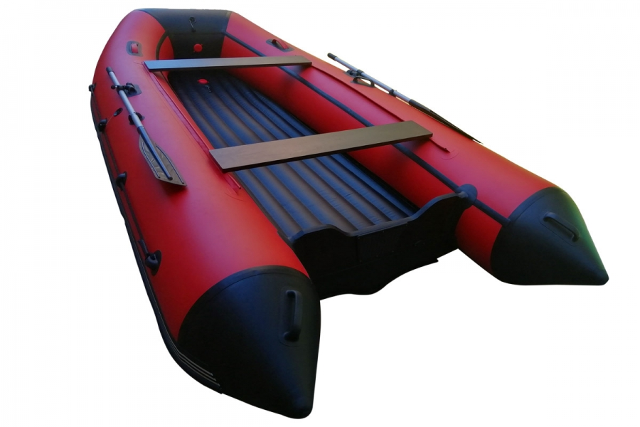 Лодка ПВХ ORCA 420 НД