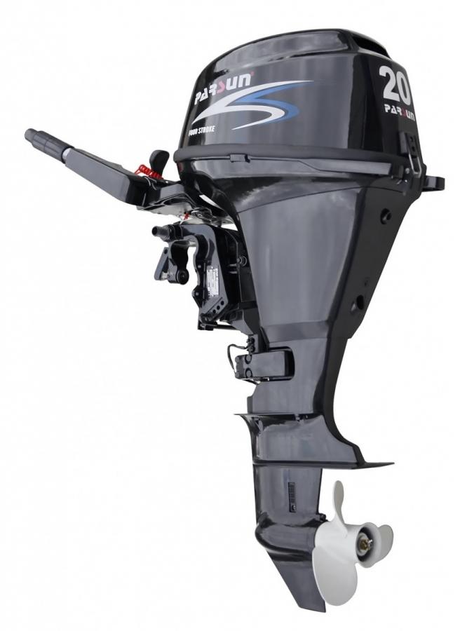 Лодочный мотор Parsun F20 A BMS