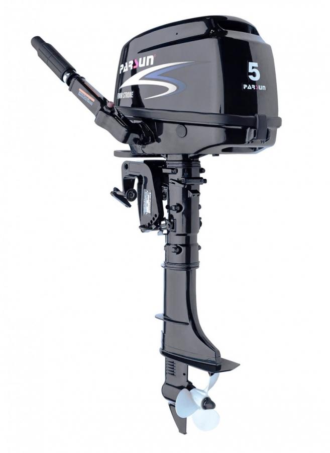 Лодочный мотор Parsun F5BMS