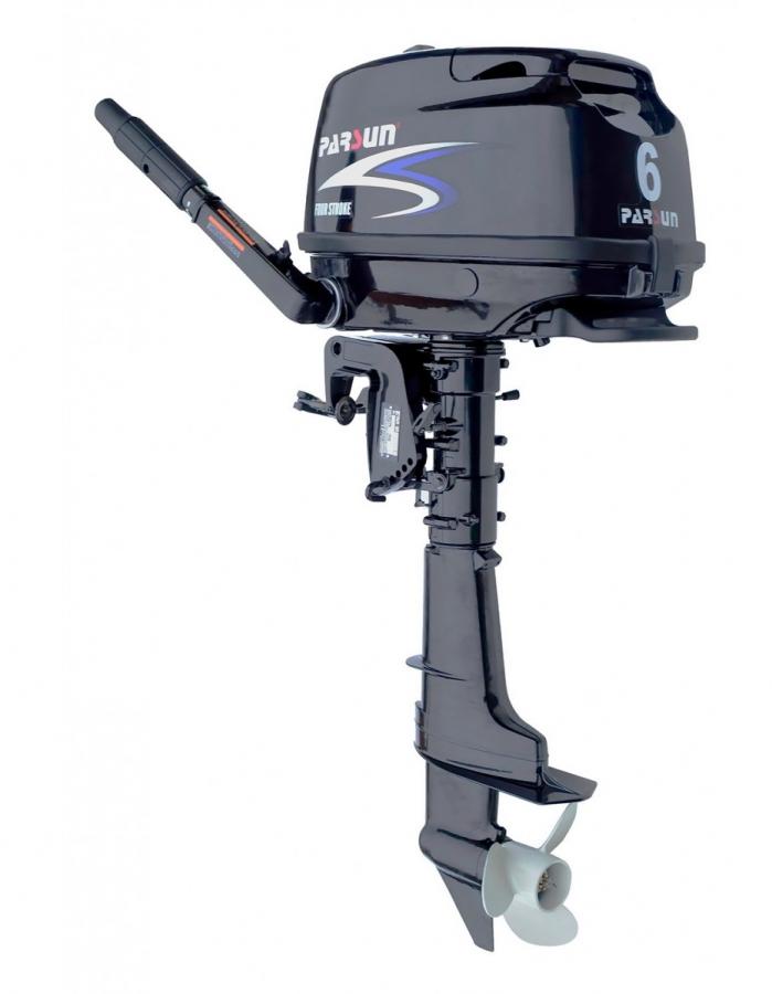Лодочный мотор Parsun F6 A BMS