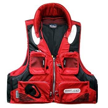 Спасжилет рыболовный Aqua Sport Red