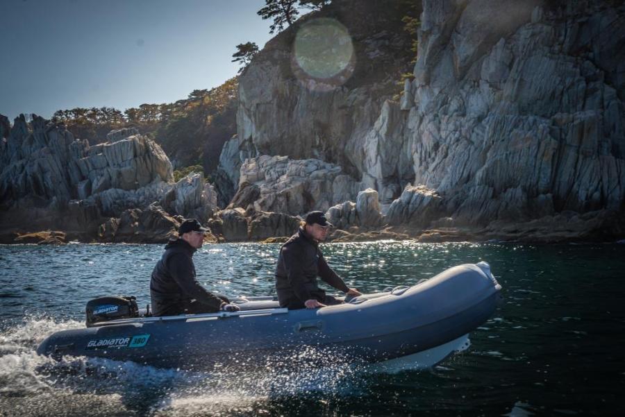 Лодка Риб Гладиатор 380AL LT