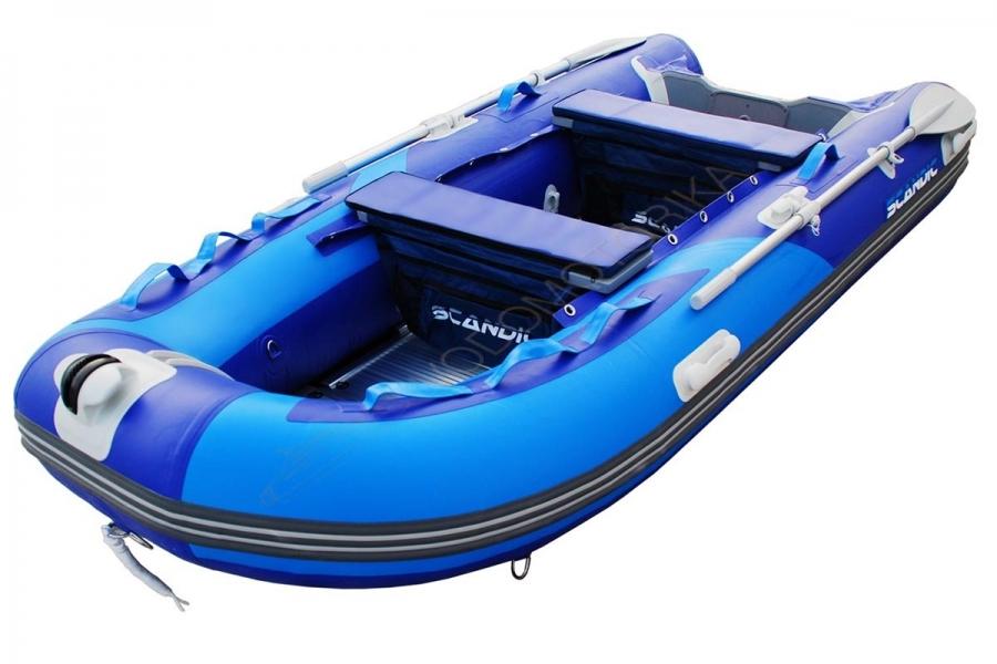 Лодка ПВХ SCANDIC Fishlight iD-300