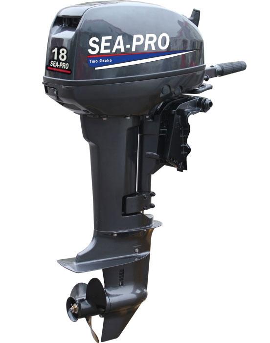 Лодочный мотор Sea Pro T18s new