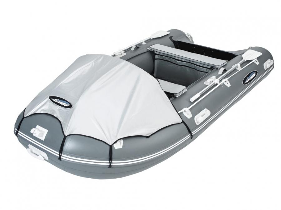 Лодка ПВХ ГЛАДИАТОР C370DP