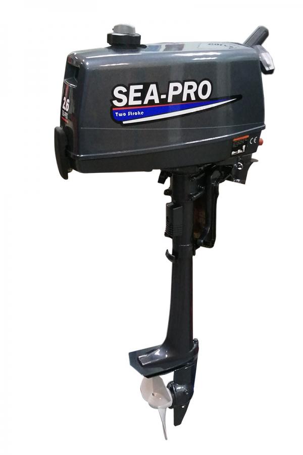 Лодочный мотор Seapro T2.6
