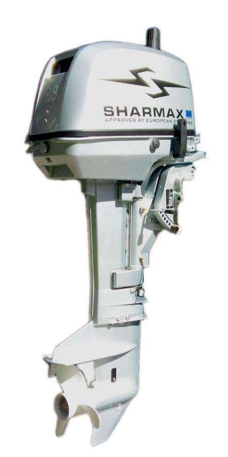 Лодочный мотор SHARMAX SM9.8HS