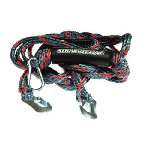 Сцепка Straight Line HD Tow Rope Harness Grey S20