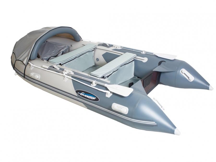 Лодка ПВХ GLADIATOR D330AL