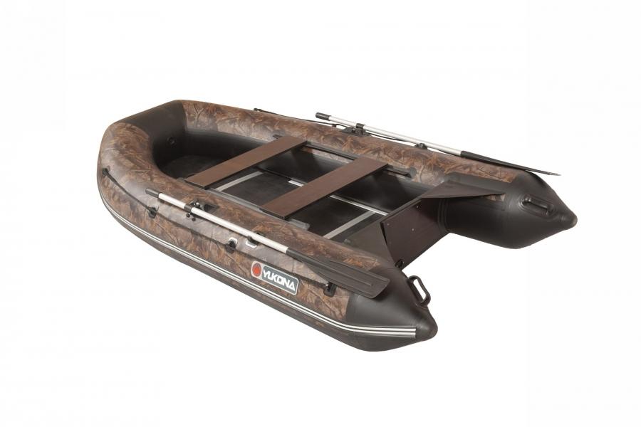 Лодка ПВХ YUKONA 360TSE AL