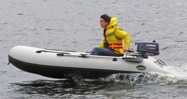 Лодка ПВХ Badger Utility Line 330 PW9