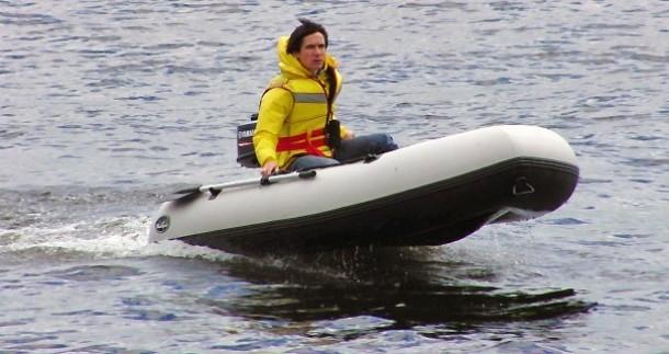 Лодка ПВХ Badger Utility Line 330 PW12