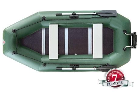 Лодка ПВХ YUKONA 280GT пол надувной AirDeck