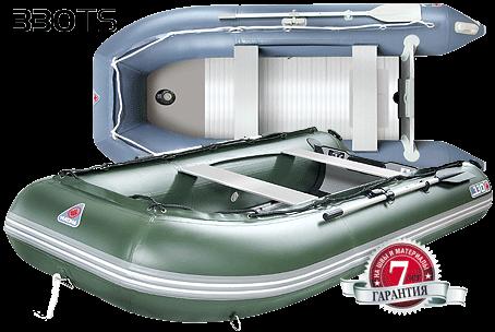 Лодка ПВХ YUKONA 330TS AL