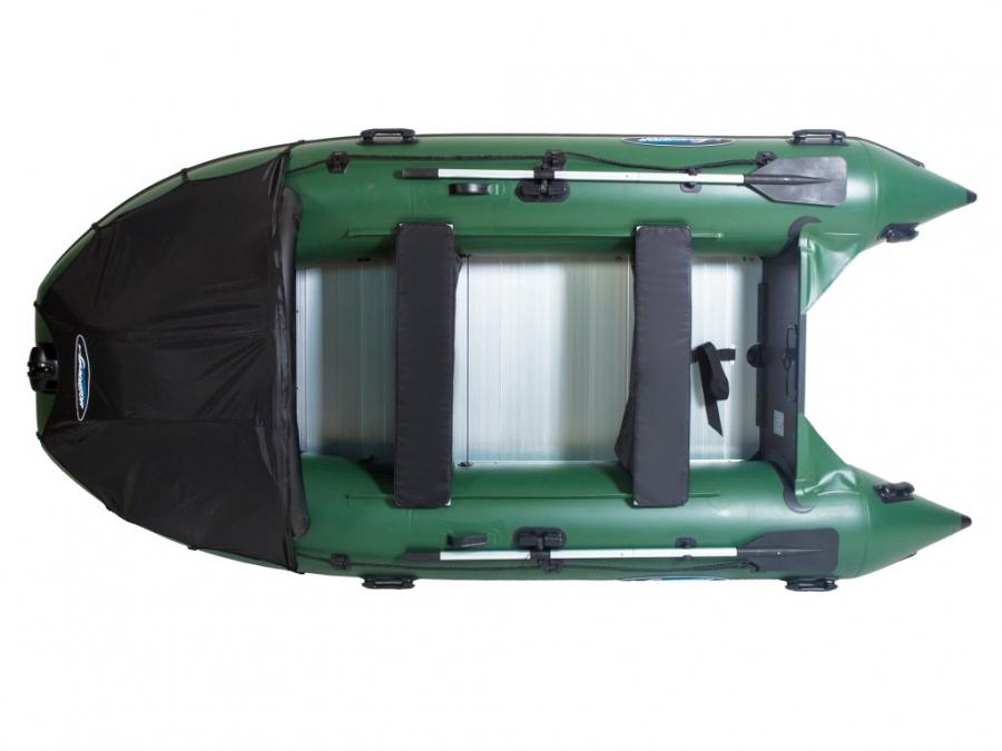 Лодка ПВХ GLADIATOR D400DP