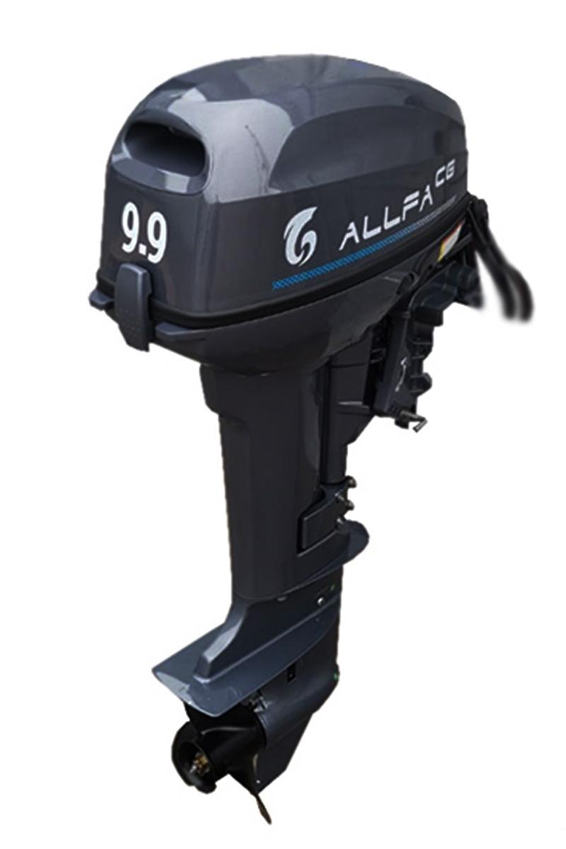 Лодочный мотор ALLFA CG T9.9 FWS