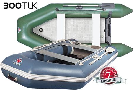 Лодка ПВХ YUKONA 300TLK пайол Airdeck